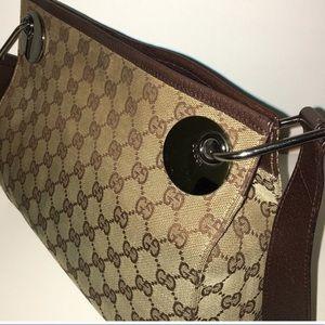Gucci messenger bag large
